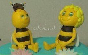 včielka Maja a Vilko