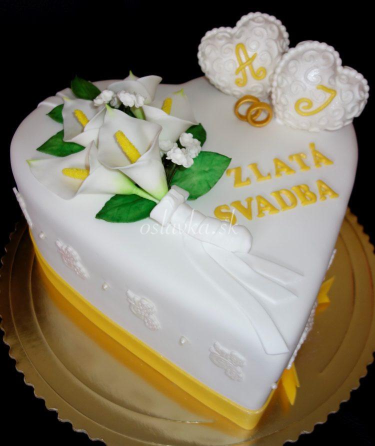 zlatá svadba