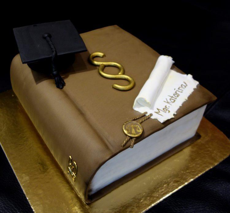 kniha k promócii a narodeninám